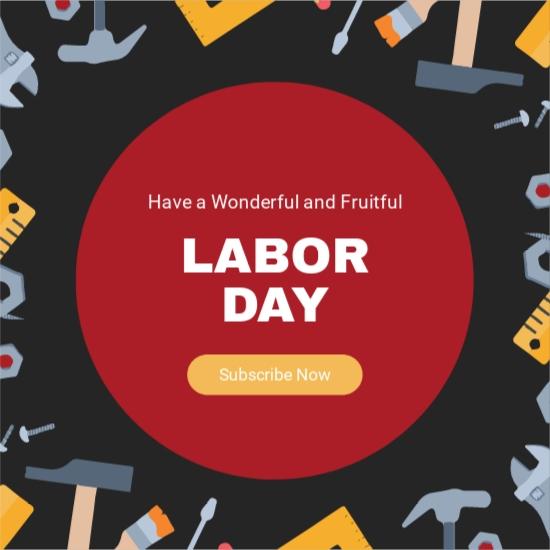 Labor Day YouTube Profile Photo Template.jpe