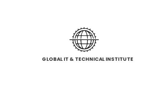 QR Code Global IT Business Card Template.jpe