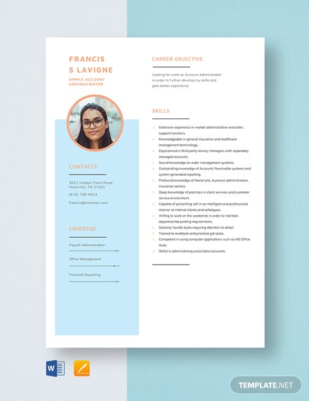1326  free resume templates  download ready