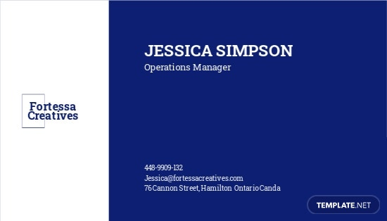 Typo Business Card Template 1.jpe