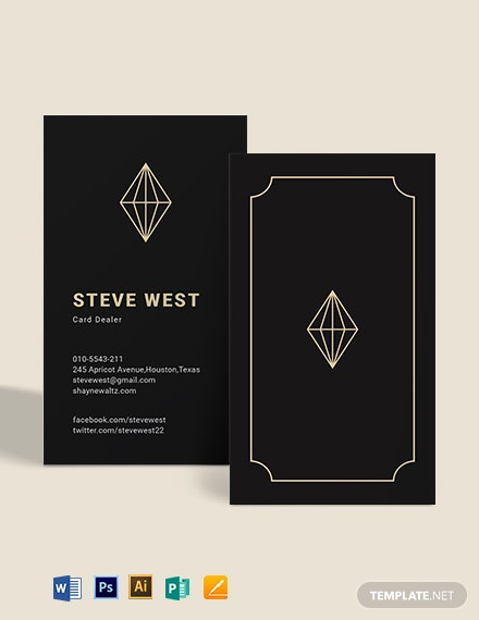 Yukon Business Card Template