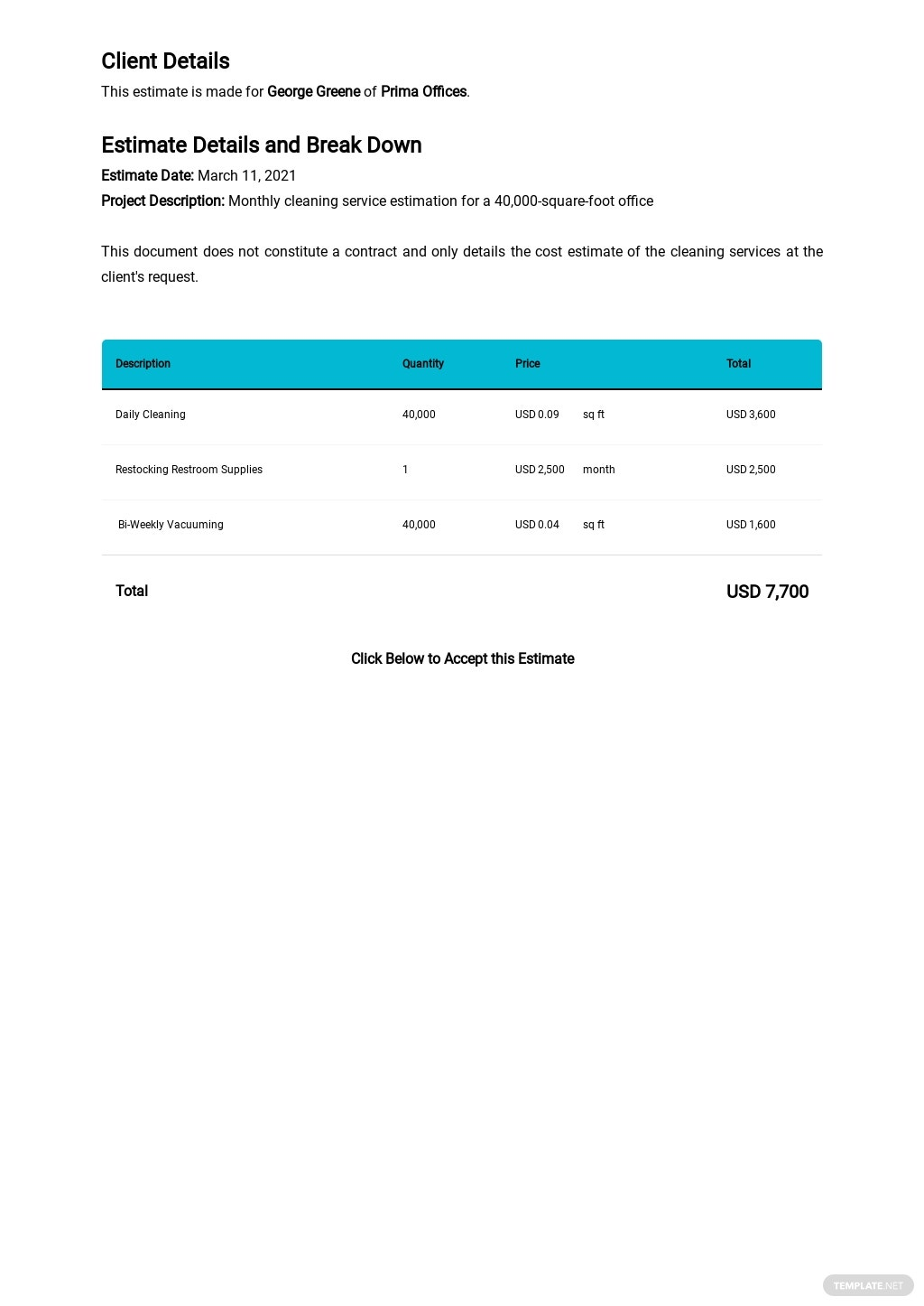 Cleaning Service Estimate Template 1.jpe