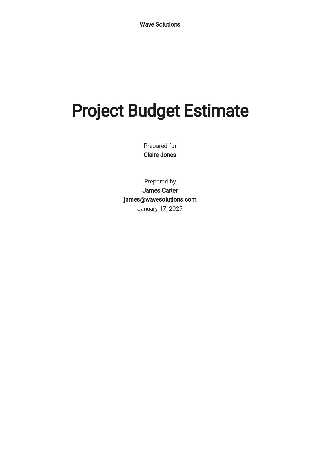 Project Budget Estimate Template.jpe