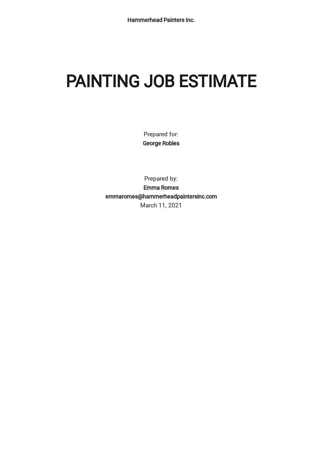 Painting Estimate Template.jpe