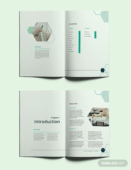 Free Health Care Proposal Template Download 57 Proposalsindesign