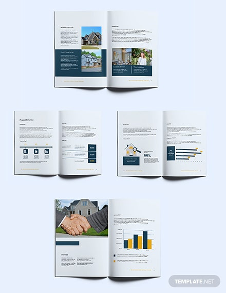 Free Real Estate Business Proposal Template Download 30