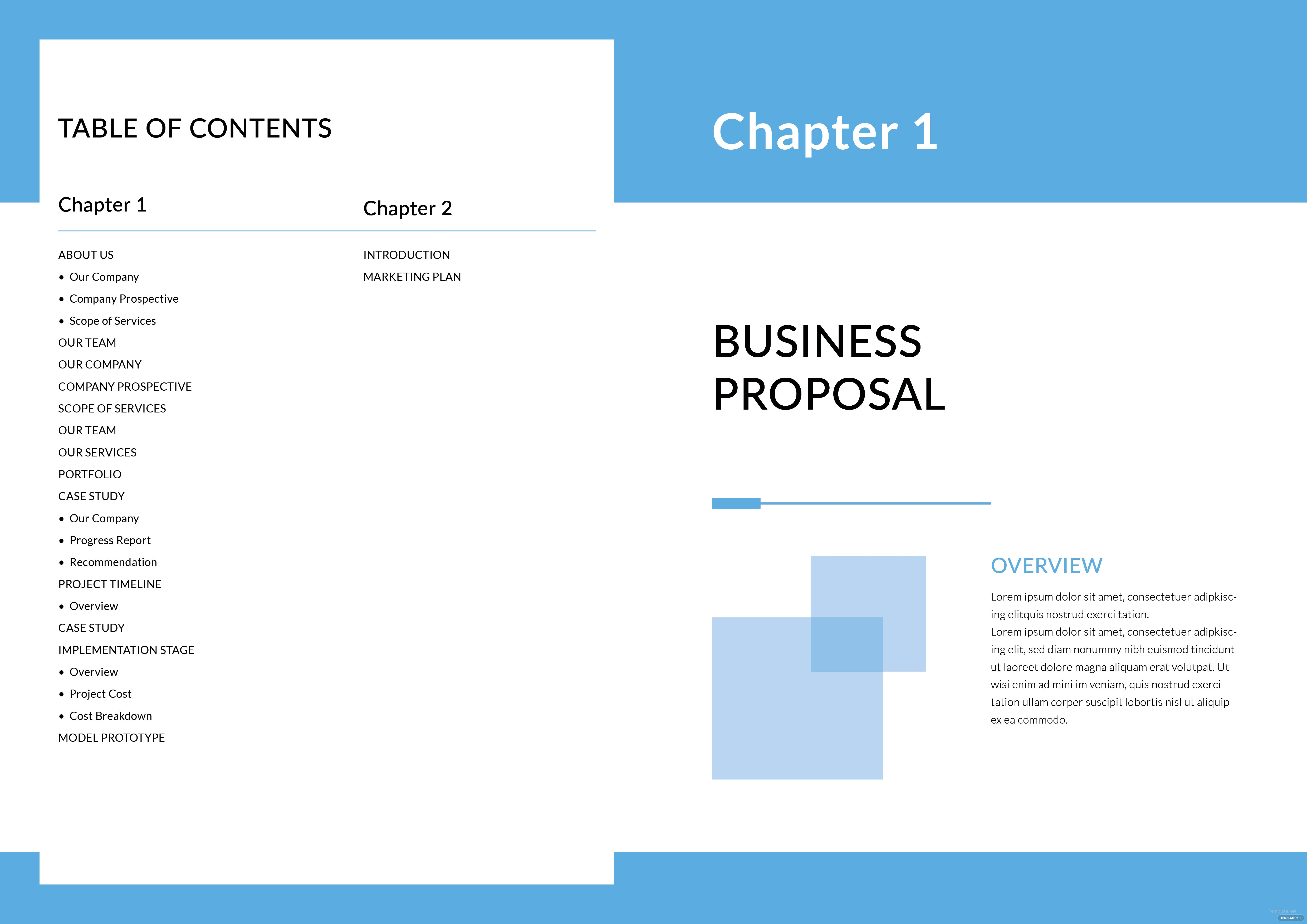 Free small business proposal template in adobe indesign microsoft free small business proposal editable small business proposal thecheapjerseys Choice Image