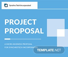 Free Small Business Proposal Template