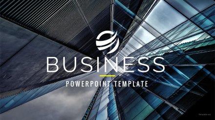 Free Business Presentation Template