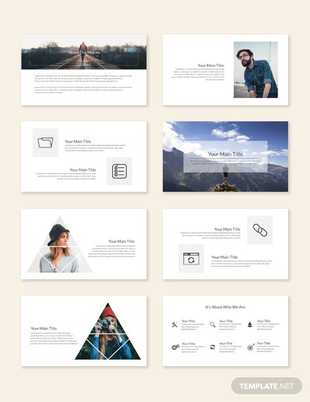Free Business Powerpoint Presentation Template Download 46