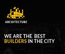 Free Construction Bi-Fold Brochure Template