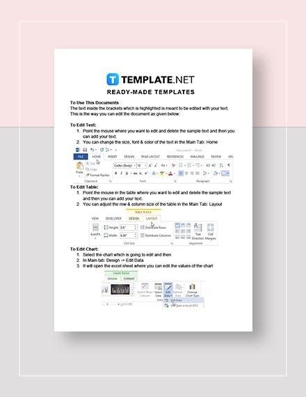 Basic Employment Application Form Instructions