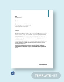 Free Celebration Letter To Employees