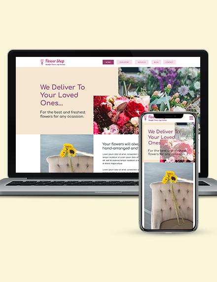 Handy Man WordPress ThemeTemplate Download