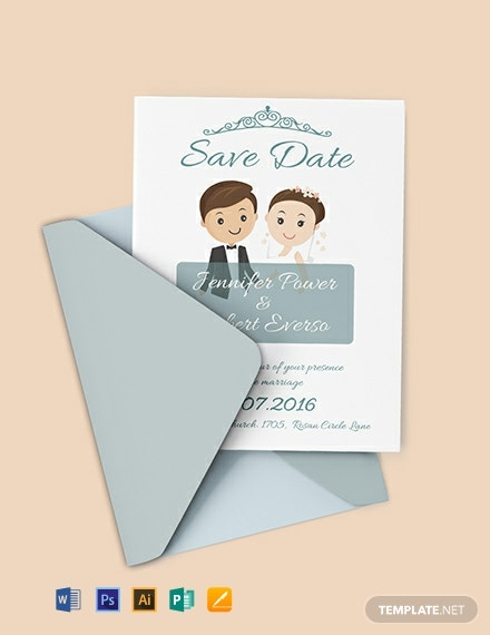 free save the date invitation template 440x570 1
