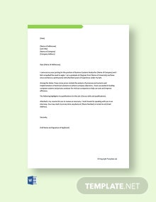 Free Business Systems Analyst Cover Letter