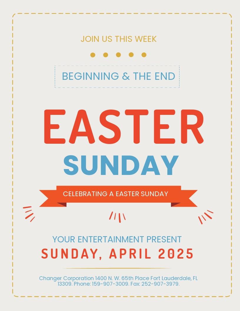 Easter Sunday Celebration Template.jpe