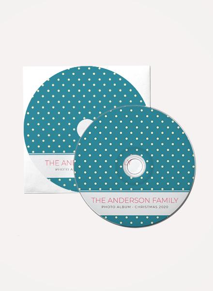 Free Sample DVD Label Template