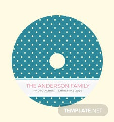 Free Sample DVD Label Template