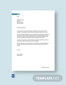 Free Thank You Letter After Resignation To Customer