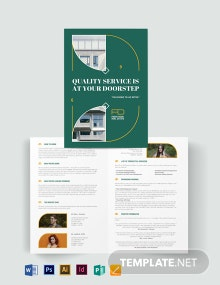 Real Estate Expired Listing Bi-fold Brochure Template
