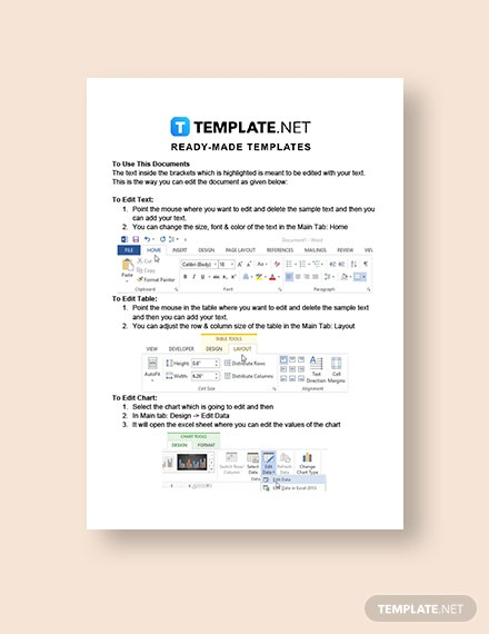 Vehicle Lease Transfer Letter Instructions
