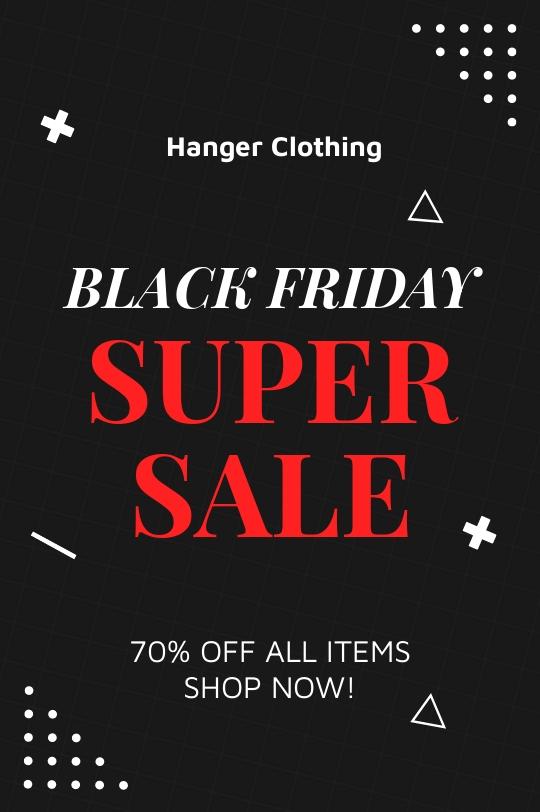 Free Black Friday Sale Tumblr Post Template.jpe