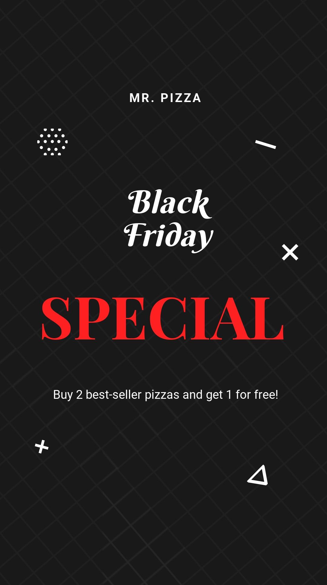 Free Black Friday Sale Whatsapp image Template.jpe