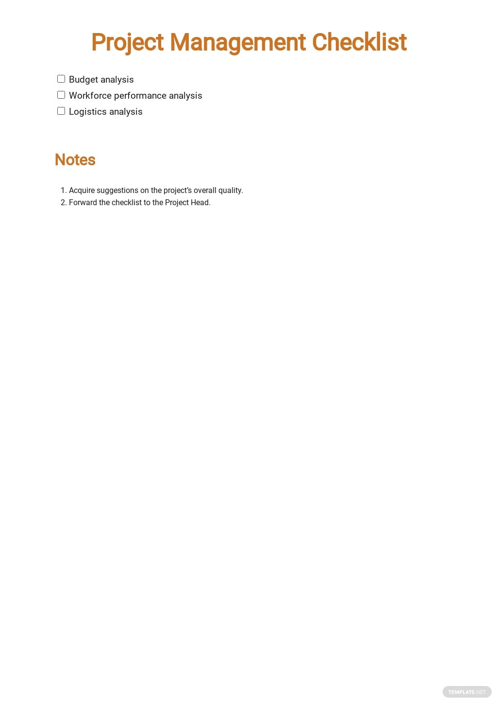 Project Management Checklist Template.jpe