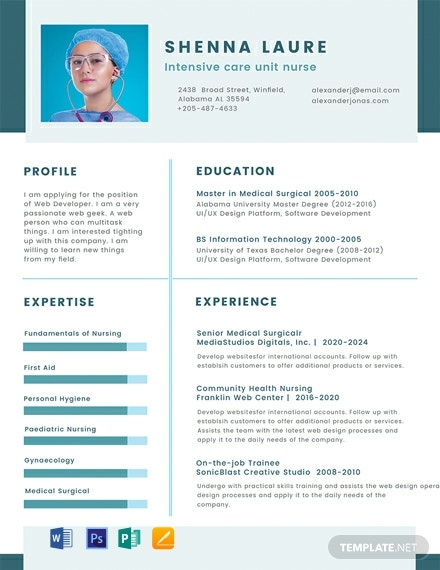 20 Download Template Cv Word Gratis 2020 Dyp Im