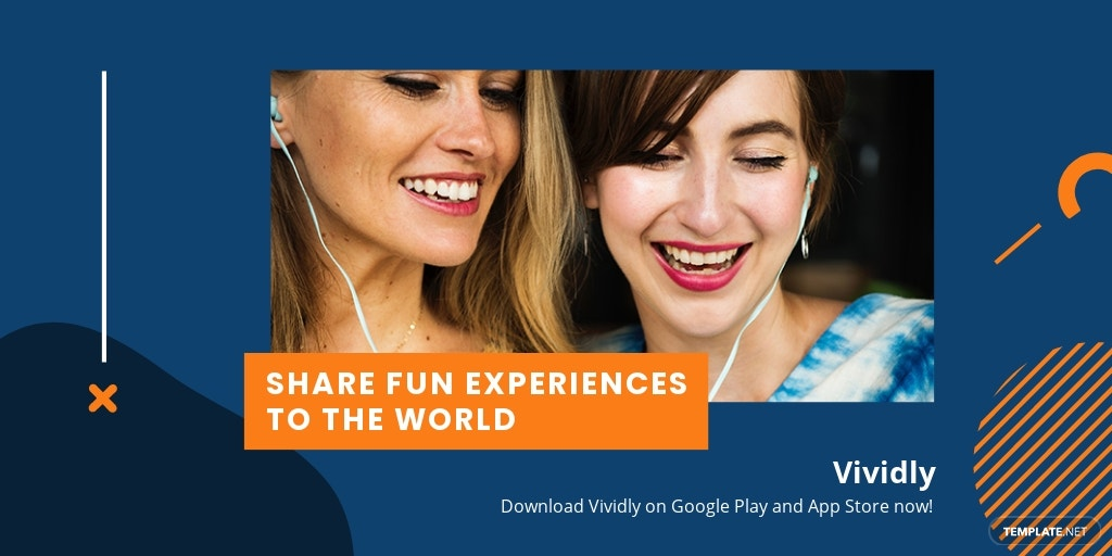 Free Smartphone App Promotion Linkedin Post Template.jpe