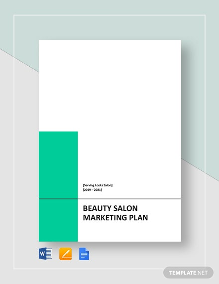 Beauty Salon Marketing Plan