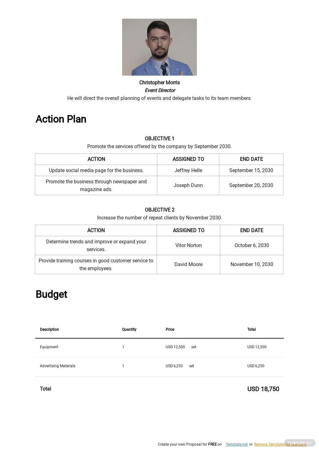 Event Management Marketing Plan Template 2.jpe