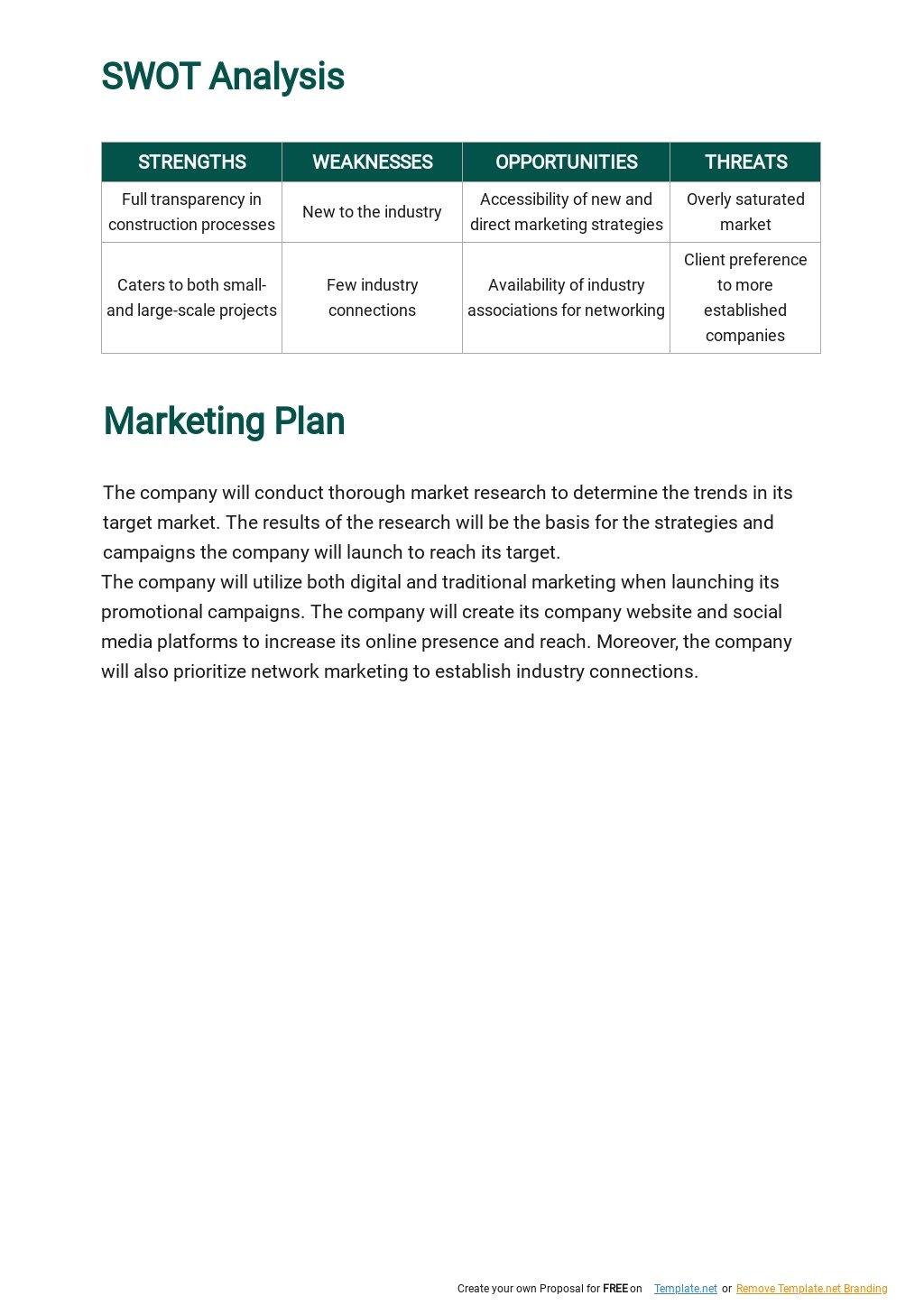 General Contractor Business Plan Template 4.jpe