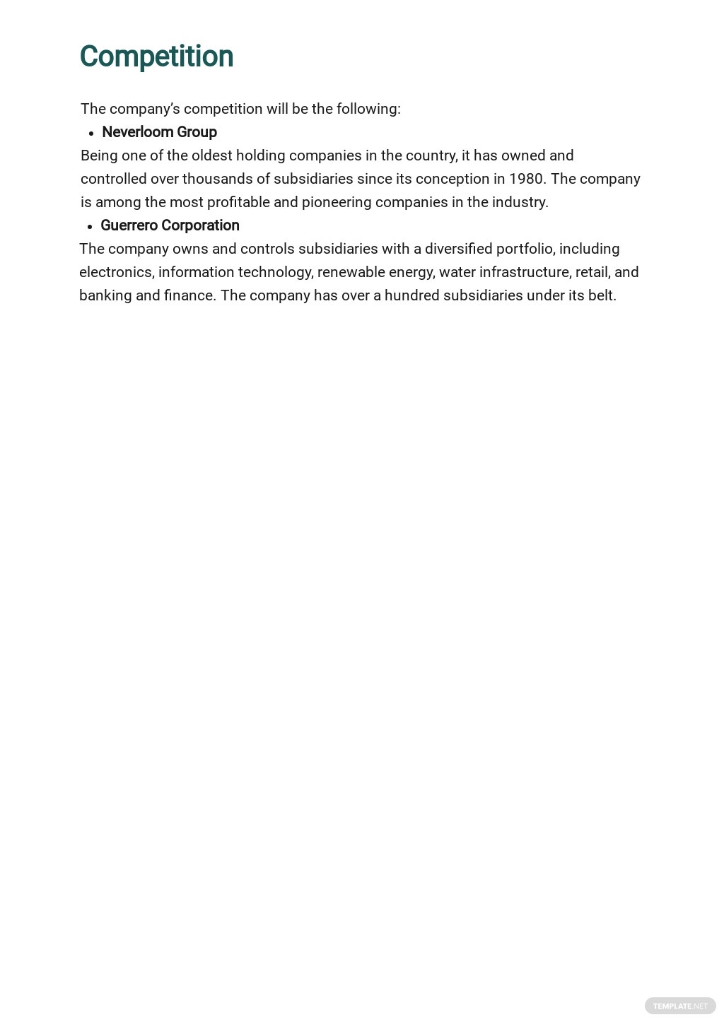 Holding Company Business Plan Template 3.jpe