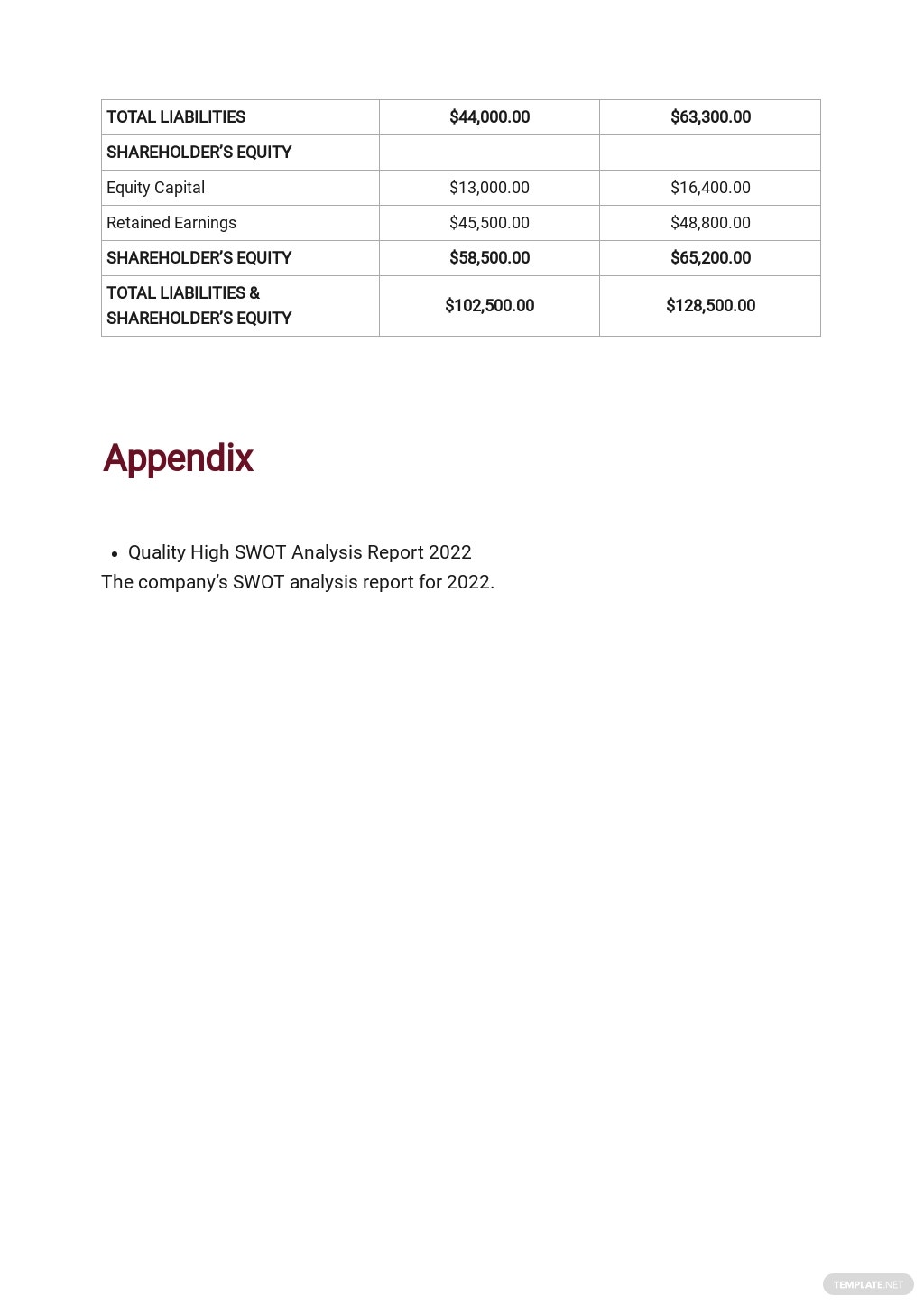 Quality Assurance Business Plan Template 9.jpe