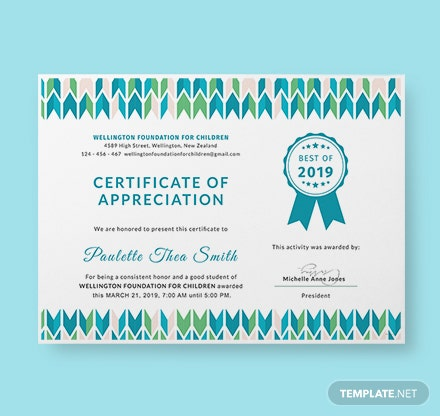 Free Pet Birth Certificate Template: Download 200+ Certificates in ...