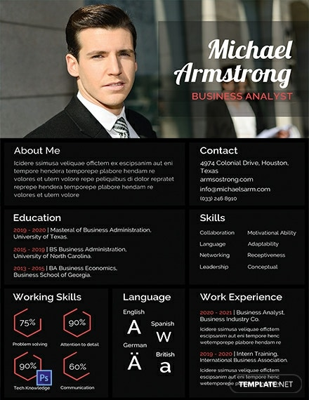 free mba fresher resume template 440x570 1