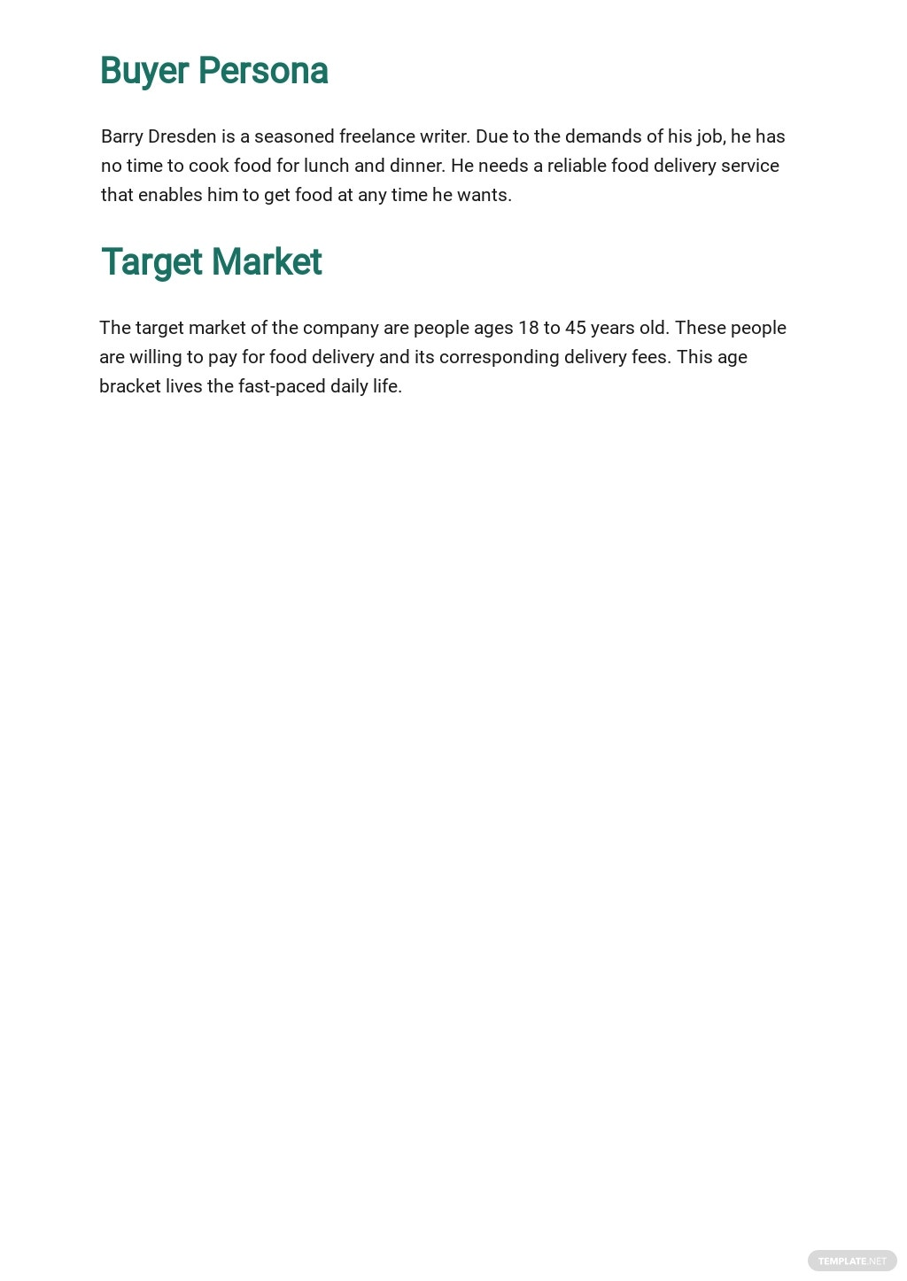 Food Delivery Service Marketing Plan Template 2.jpe