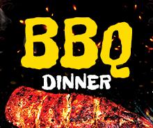 Free Dinner BBQ Flyer Template