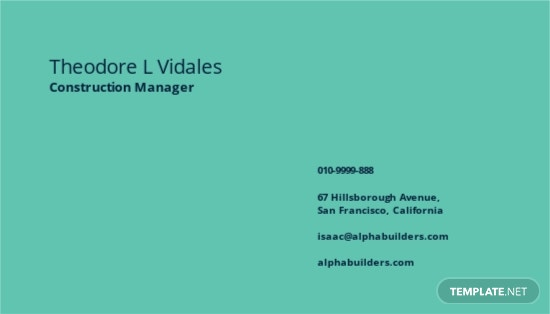 Construction and Maintenance Business Card Template 1.jpe
