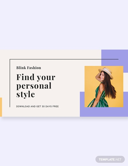 Free Fashion Brands App Promotion LinkedIn Blog Post  Download