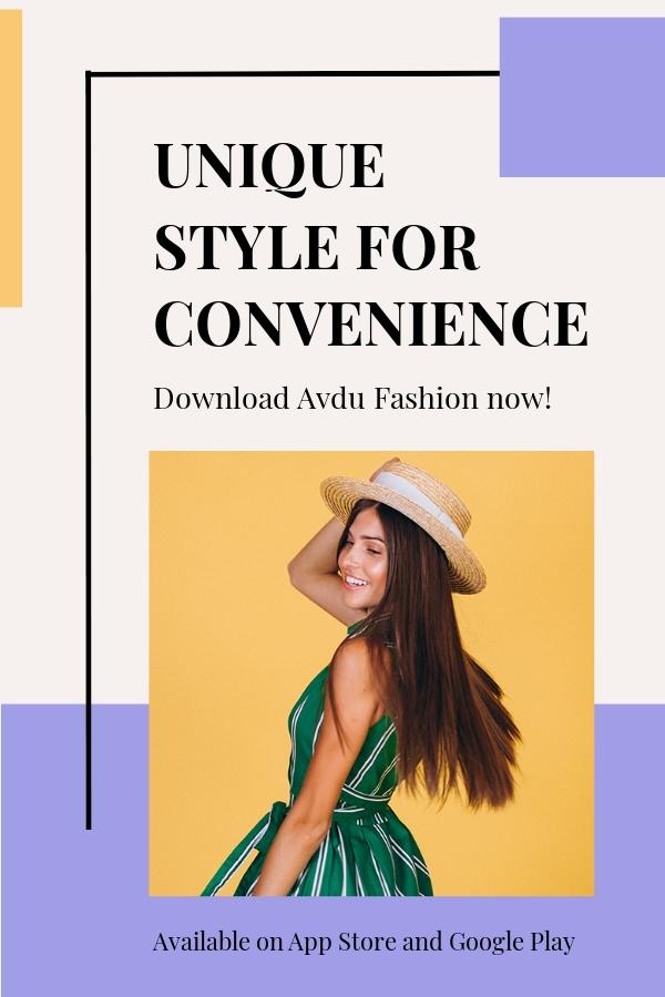 Free Fashion Brands App Promotion Pinterest Pin Template.jpe
