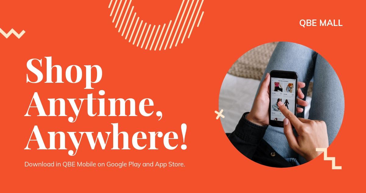 Free Modern App Promotion Facebook Post Template