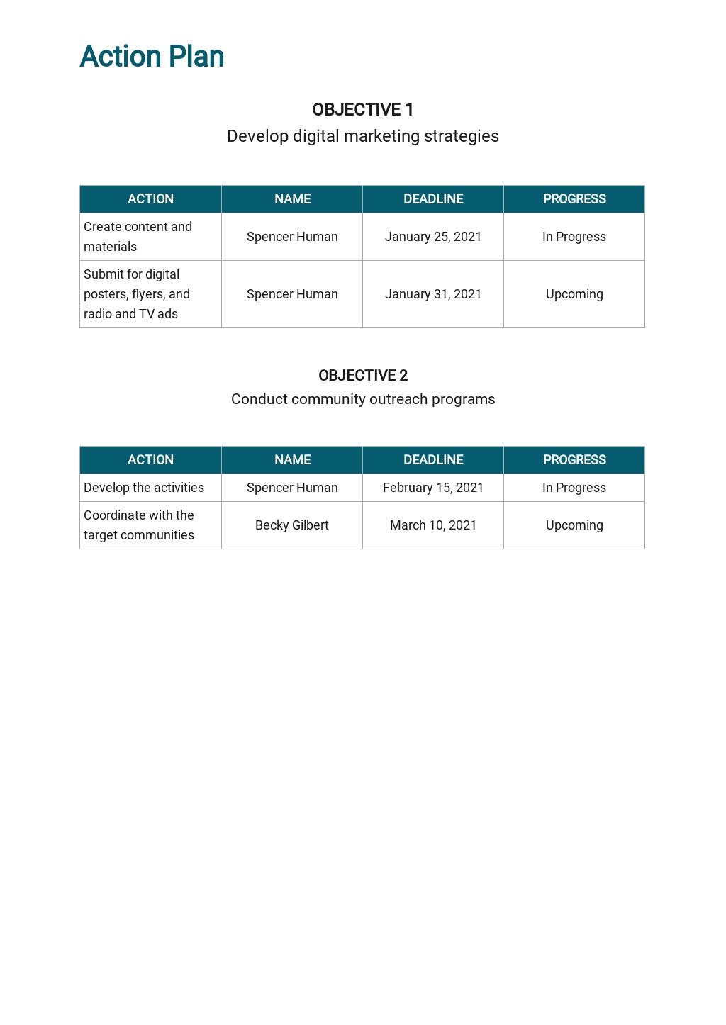 Insurance Agency Marketing Plan Template 4.jpe