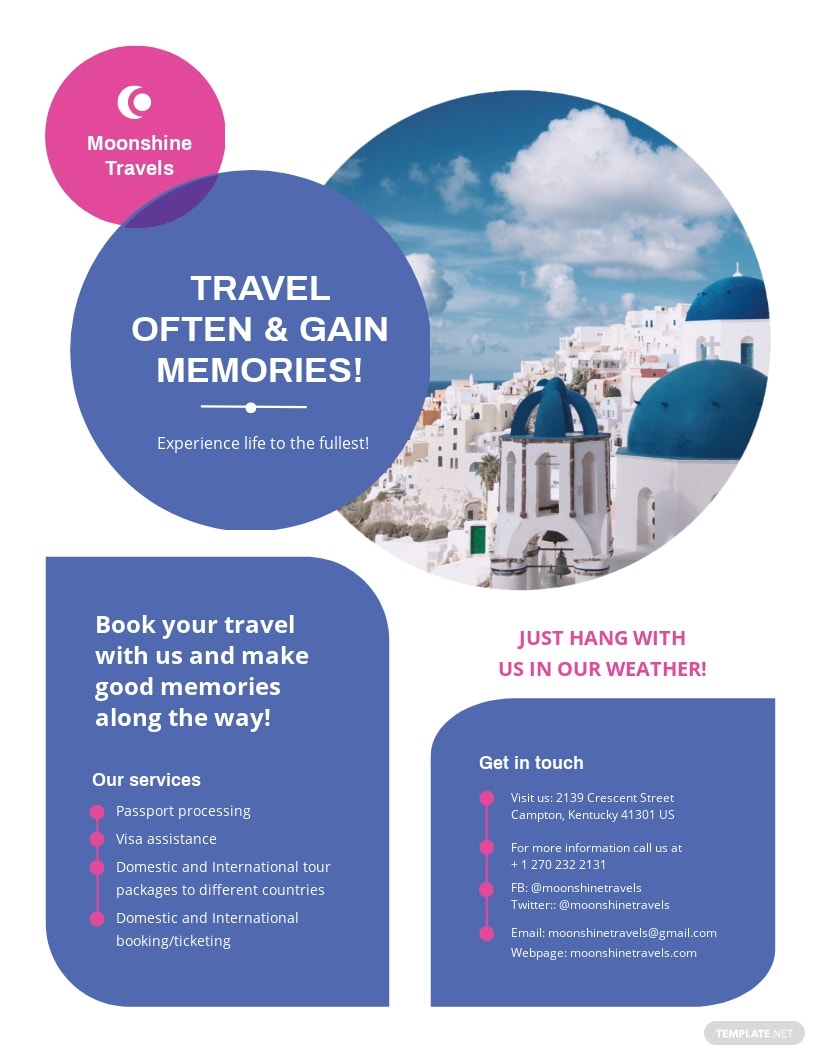 Vacation Flyer Template.jpe