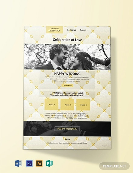 free email wedding invitation template 440x570 1
