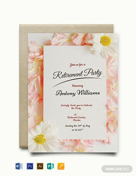 775 FREE Invitation Templates In Adobe Illustrator Download Now