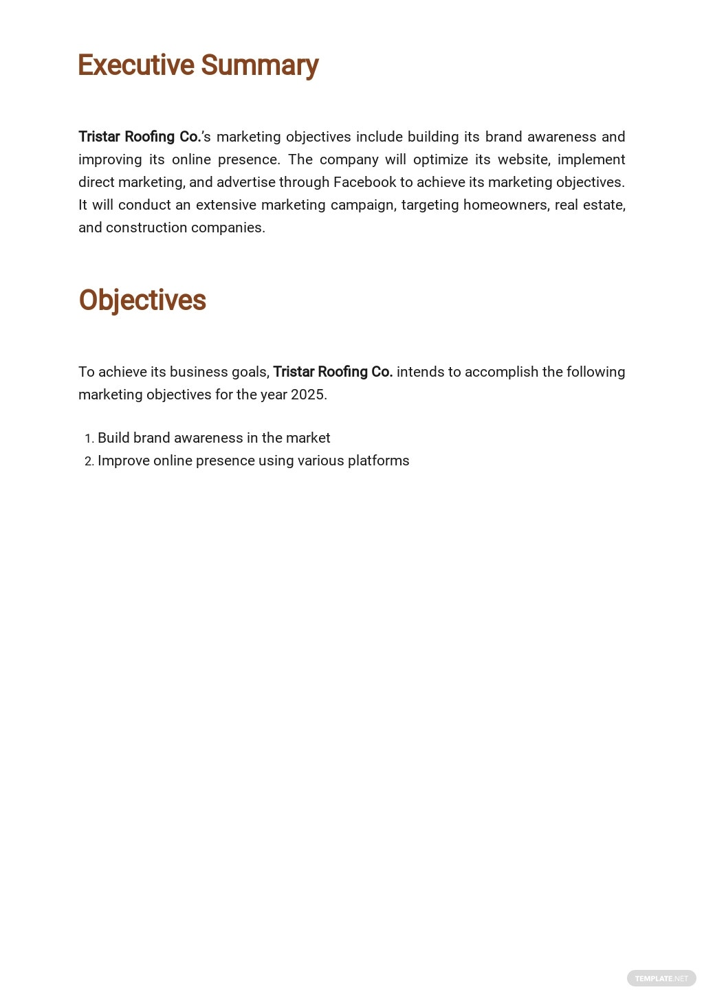Roofing Company Marketing Plan Template 1.jpe