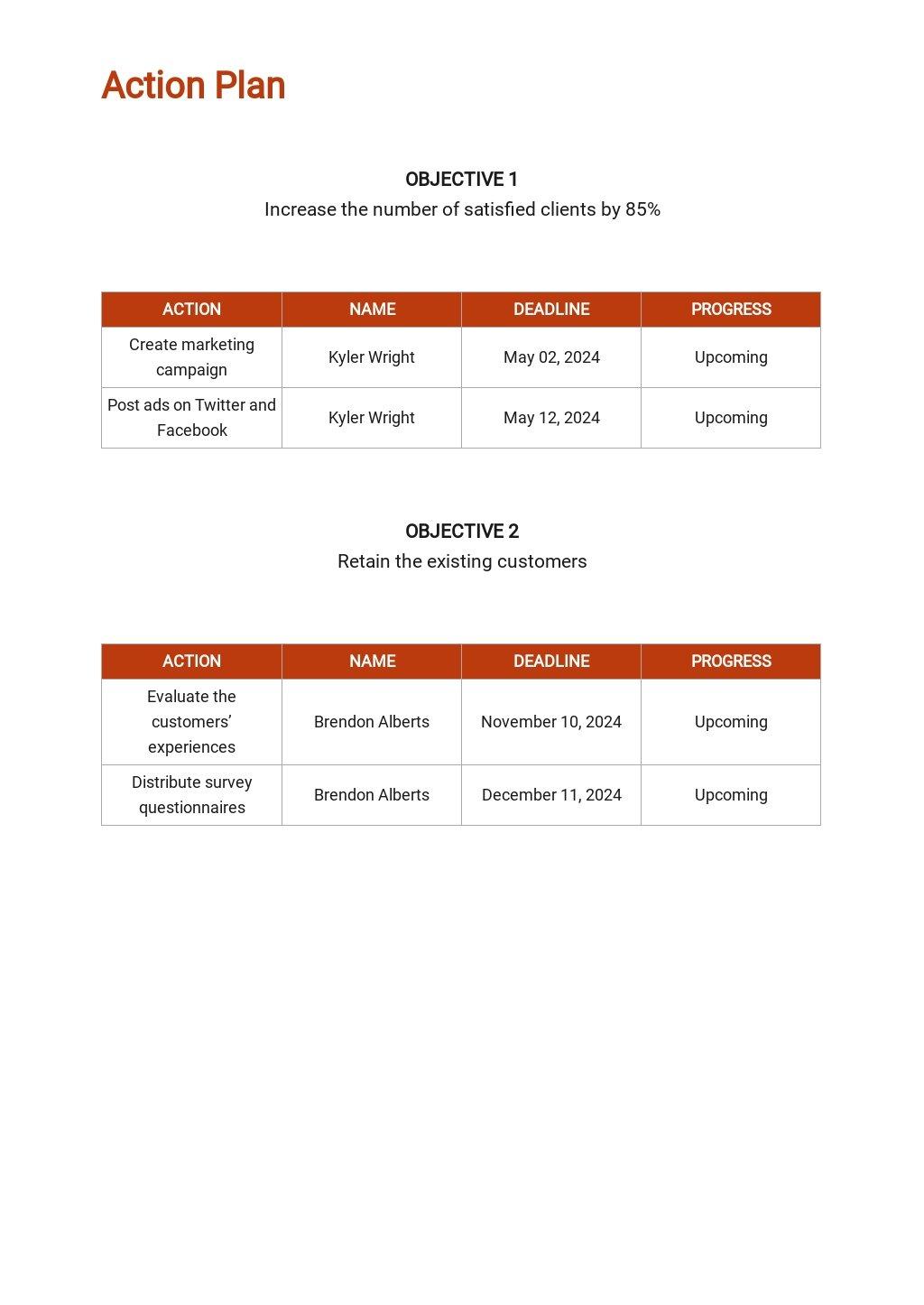 Service Marketing Plan Template 4.jpe